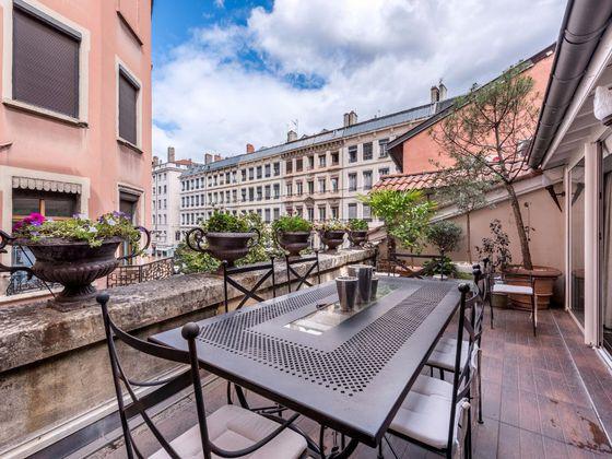 vente Appartement 3 pièces 75 m2 Lyon 1er