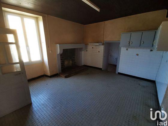 Vente maison 2 pièces 77 m2