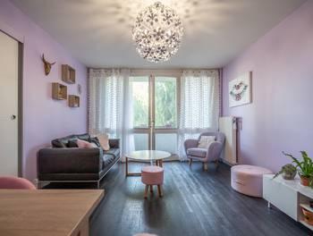 Appartement 4 pièces 73,86 m2