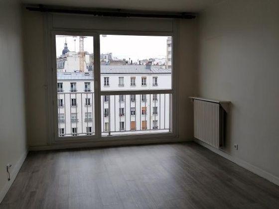 Location studio 27,34 m2