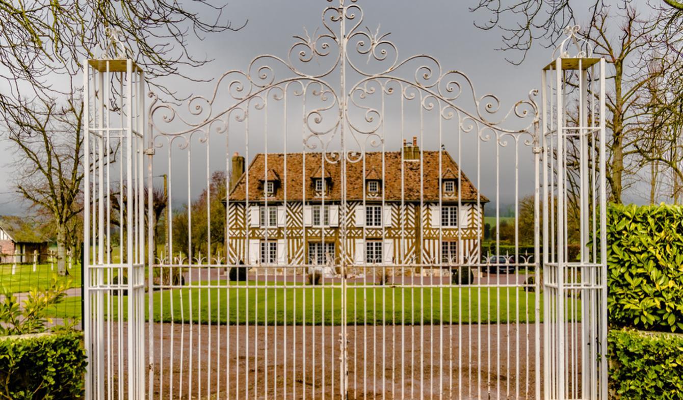 House Cricqueville-en-Auge