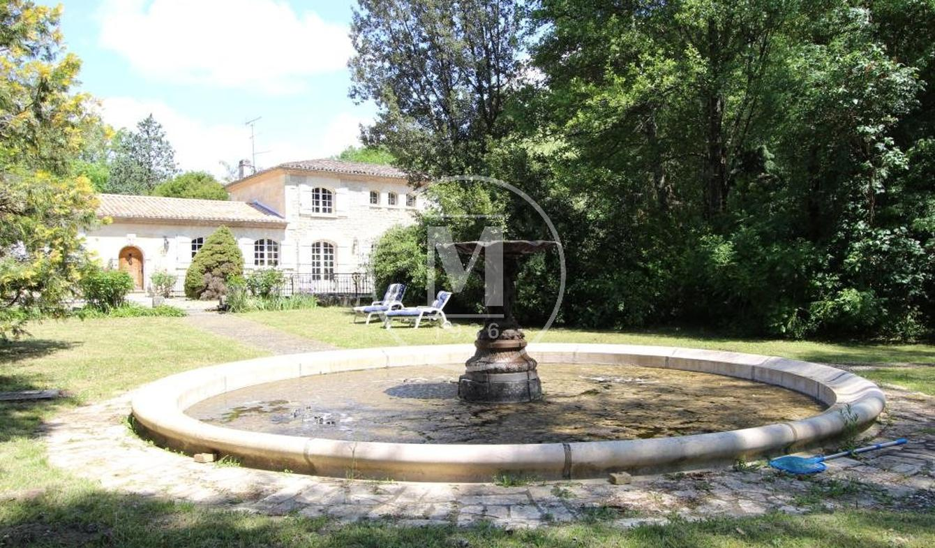 Maison avec piscine Saint-André-de-Cubzac