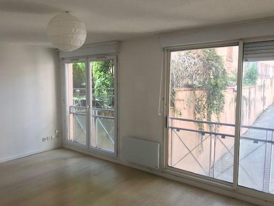 Location studio 29,33 m2