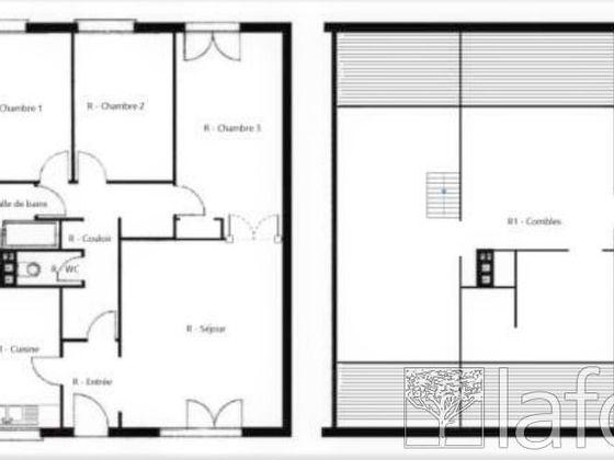 Vente maison 6 pièces 76 m2