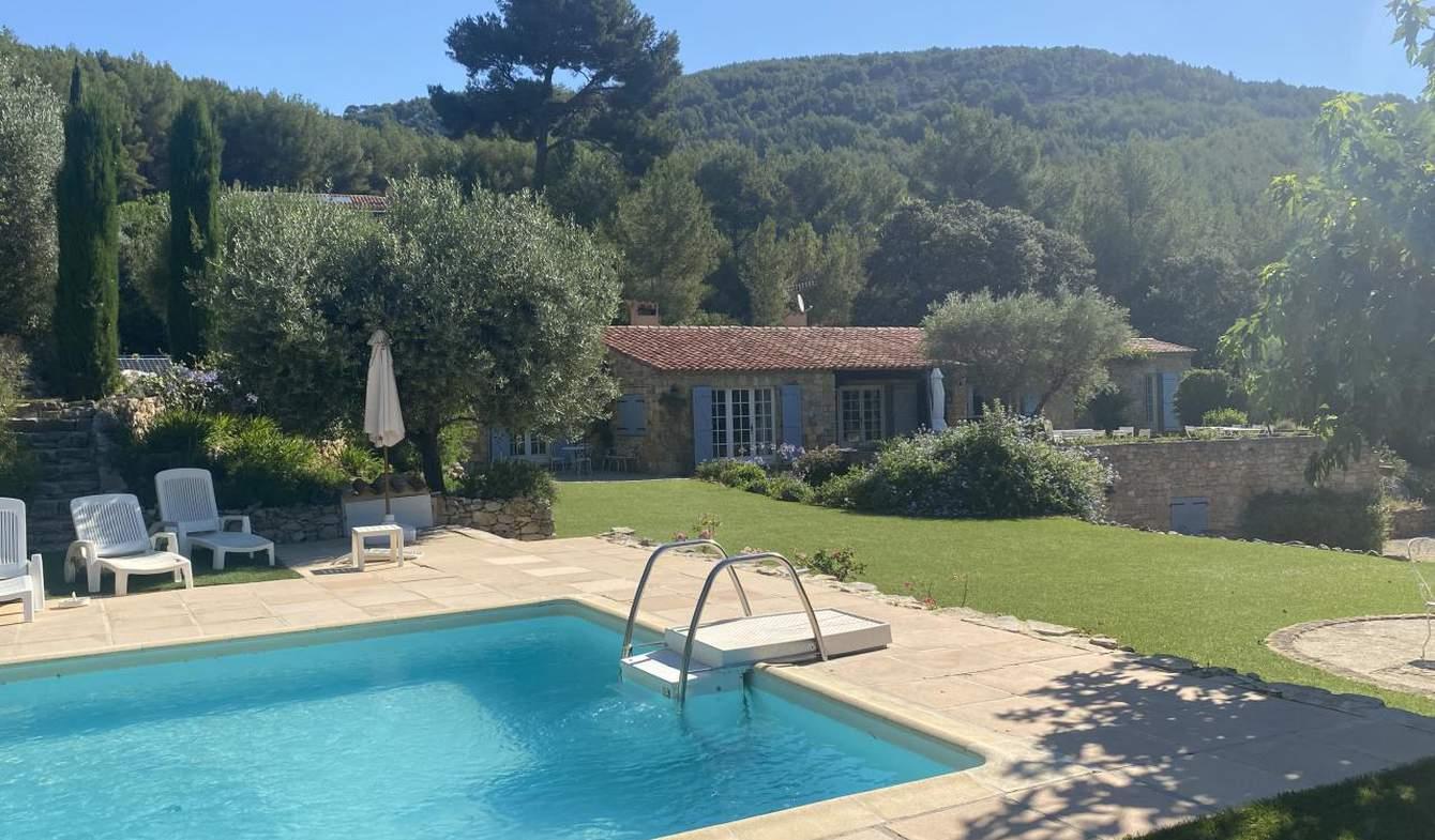 Propriété avec piscine Sanary-sur-Mer
