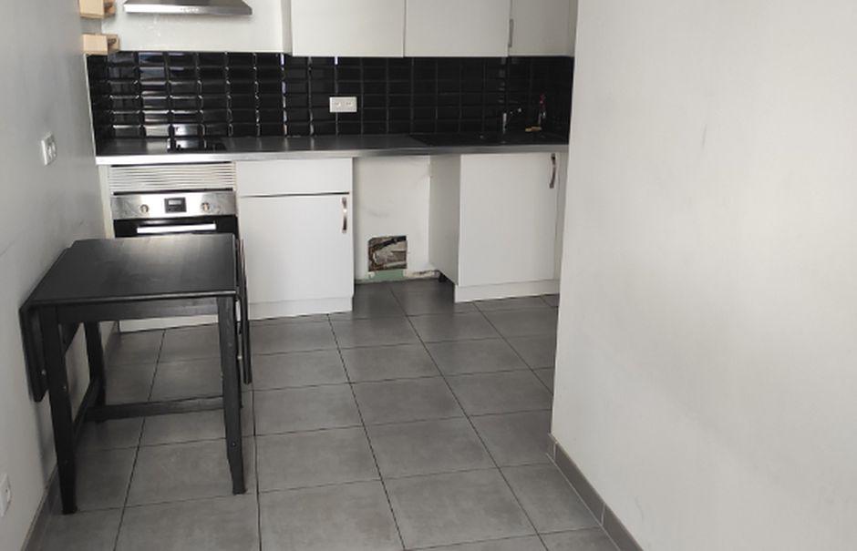 Location  studio 1 pièce 19.45 m² à Chennevieres-sur-marne (94430), 520 €