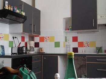 Appartement meublé 2 pièces 53 m2