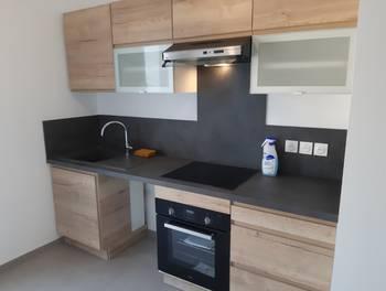 Appartement meublé 3 pièces 64,6 m2