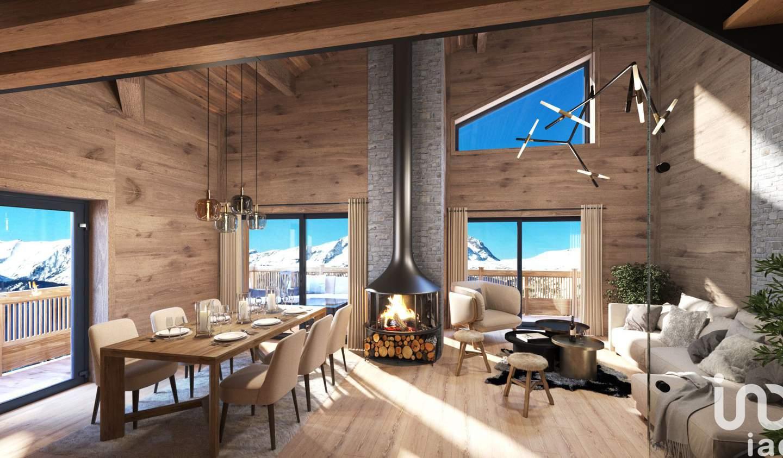 Appartement avec terrasse L'alpe d'huez