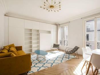 Appartement meublé 4 pièces 98 m2