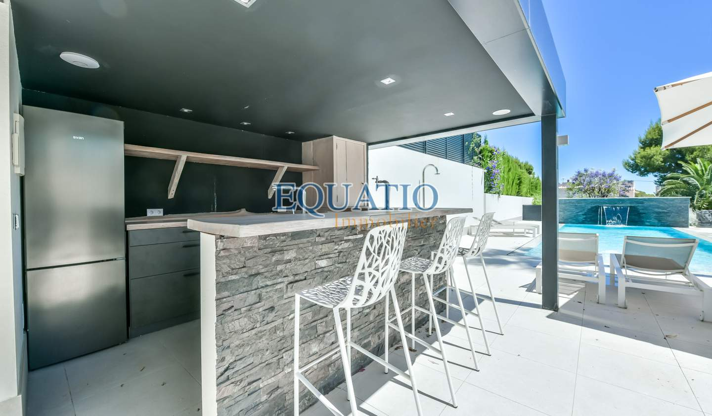 Villa avec piscine et terrasse La Nucia Hills