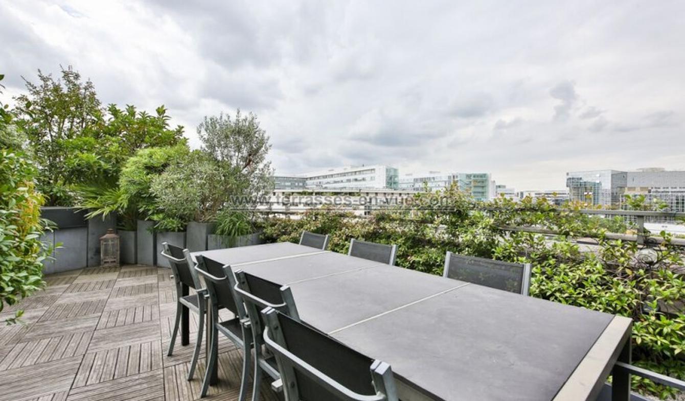 Appartement avec terrasse Paris 15ème