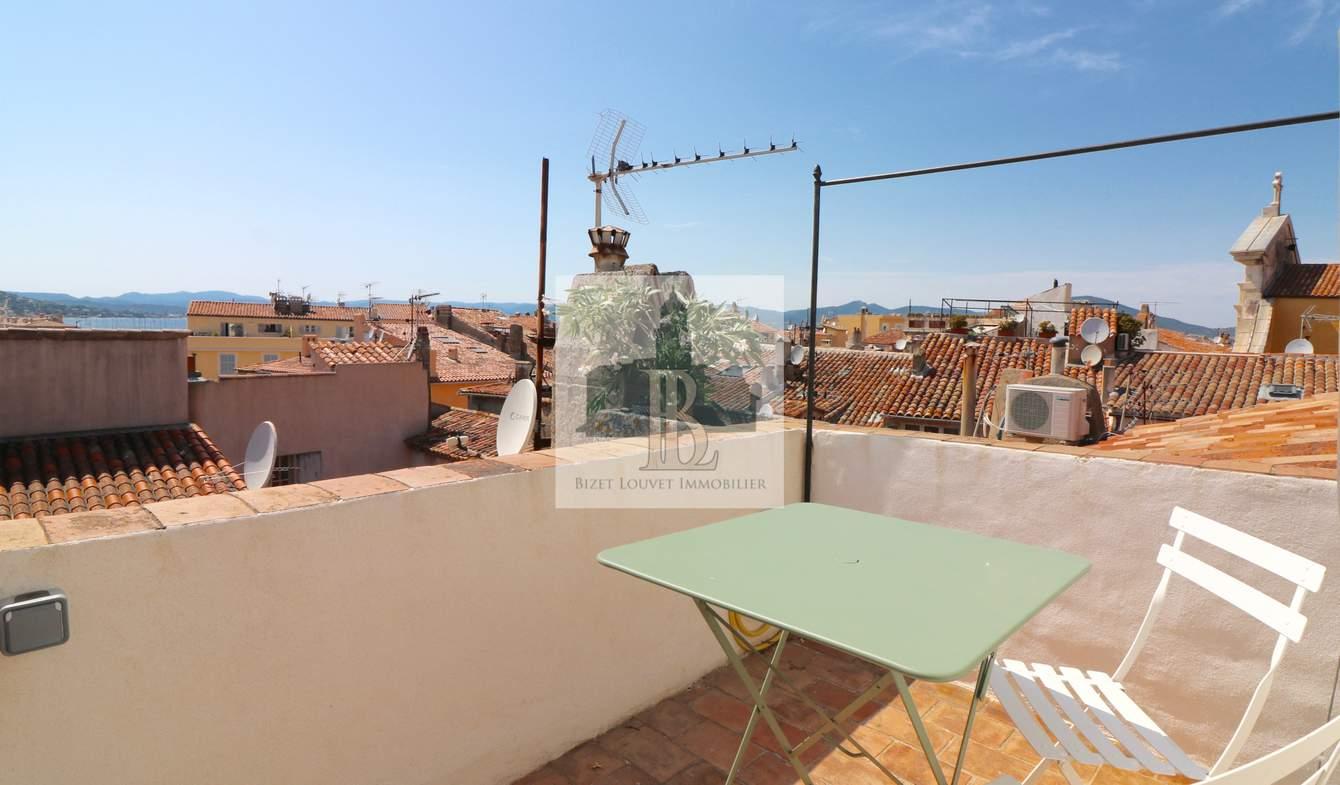 Appartement avec terrasse Saint-Tropez