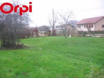 Terrain 657 m2