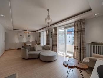 Appartement 5 pièces 130,33 m2