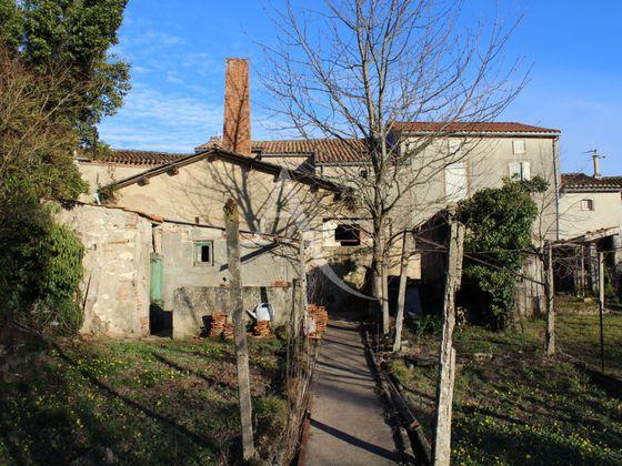 Vente maison 4 pièces 80,57 m2
