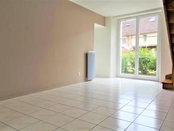 Appartement 3 pièces 58,17 m2