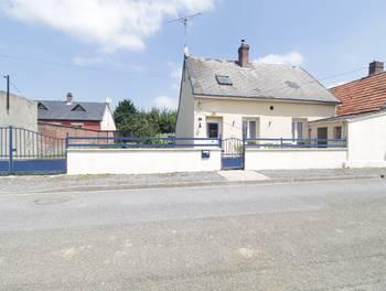 Maison 5 pièces 83,83 m2