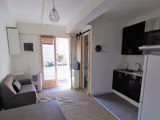 Vente appartement 2 pièces 30,29 m2