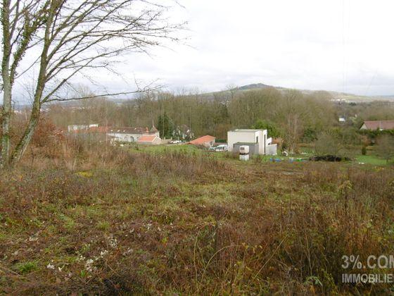 Vente terrain 2252 m2