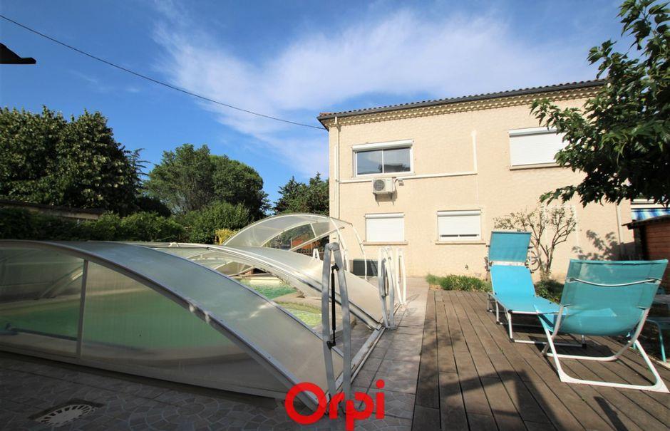 Vente maison 8 pièces 225 m² à Nimes (30000), 319 000 €