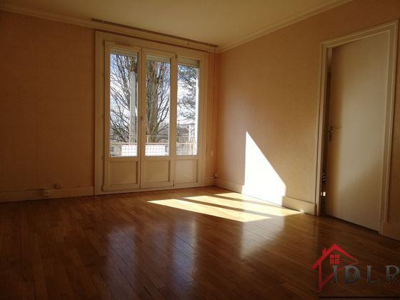 Vente appartement 3 pièces 50,77 m2