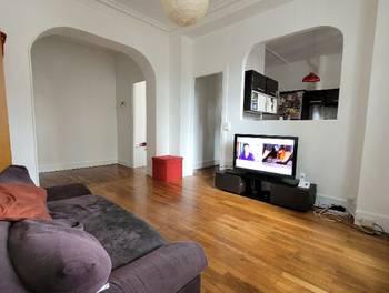 Appartement 3 pièces 56,89 m2