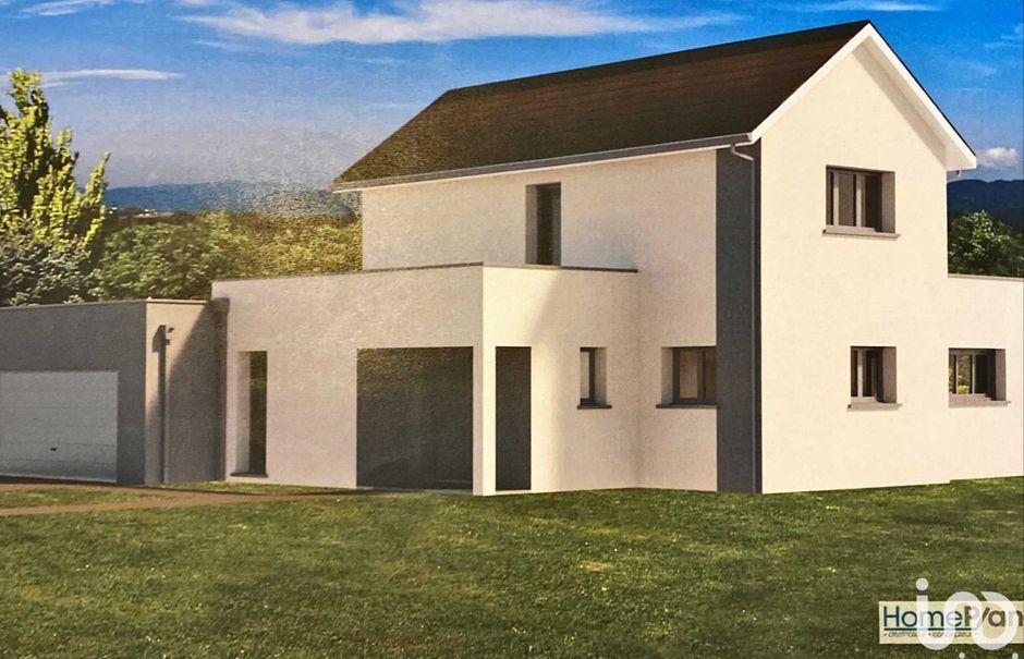 Vente terrain  700 m² à Chantraine (88000), 89 880 €