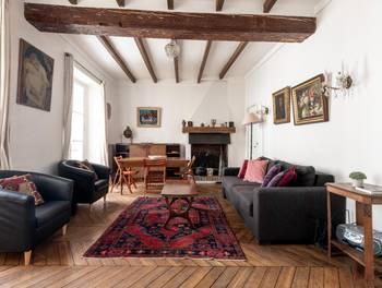 Appartement meublé 3 pièces 67,58 m2
