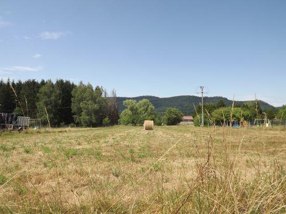 Vente terrain 2195 m2