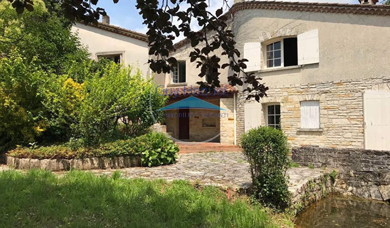 Maison avec terrasse Clérac