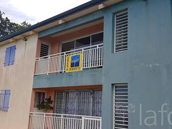 Appartement 2 pièces 75,22 m2
