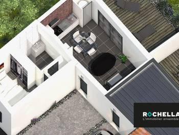 Maison 2 pièces 39 m2