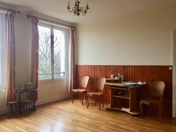 Appartement 3 pièces 73,79 m2
