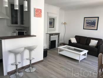 Appartement meublé 2 pièces 42,21 m2