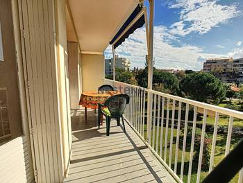 Appartement 3 pièces 53,25 m2