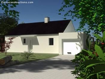 Maison 5 pièces 70,35 m2