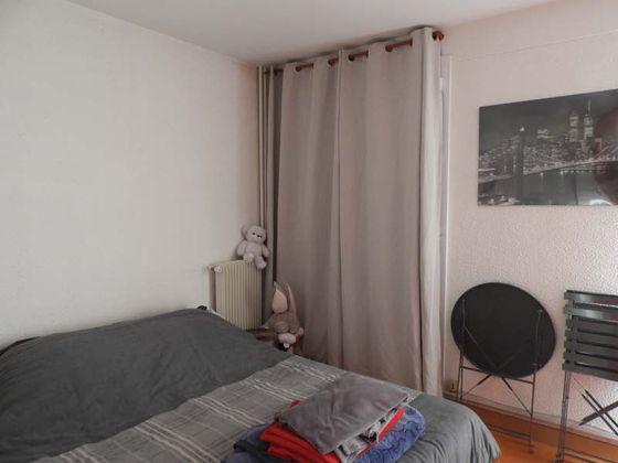 Vente studio 35,81 m2