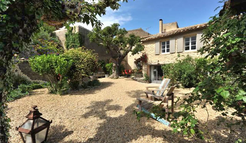 Villa avec piscine et terrasse Cabrières-d'Avignon