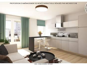 Appartement 3 pièces 50,47 m2
