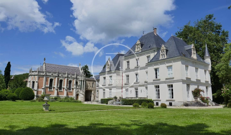 Château Etampes
