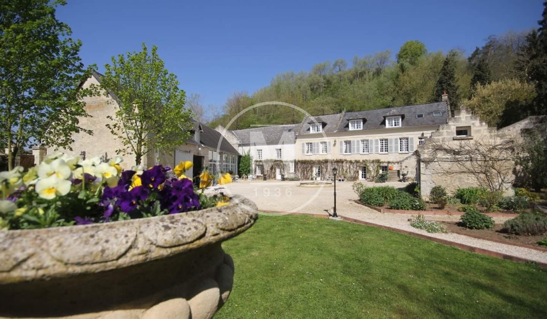 Maison avec piscine et terrasse Soissons