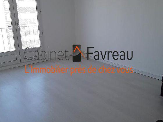 Vente appartement 2 pièces 46,57 m2