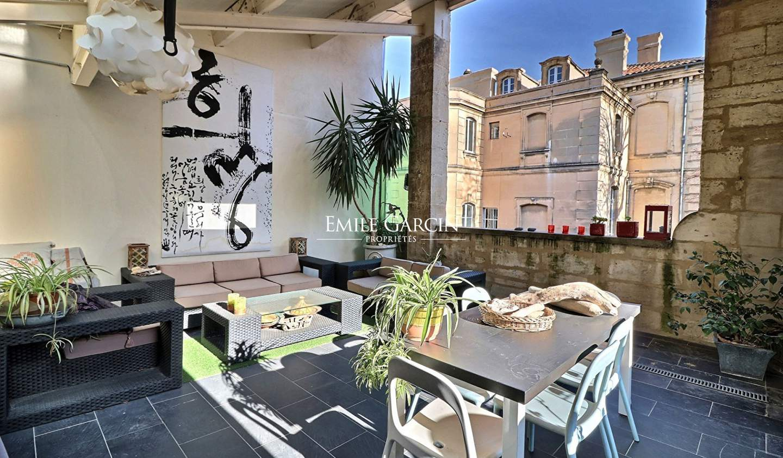 Appartement avec terrasse Avignon