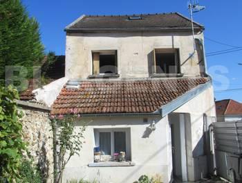 Maison 3 pièces 57,38 m2
