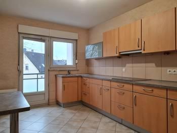Appartement 3 pièces 70,17 m2