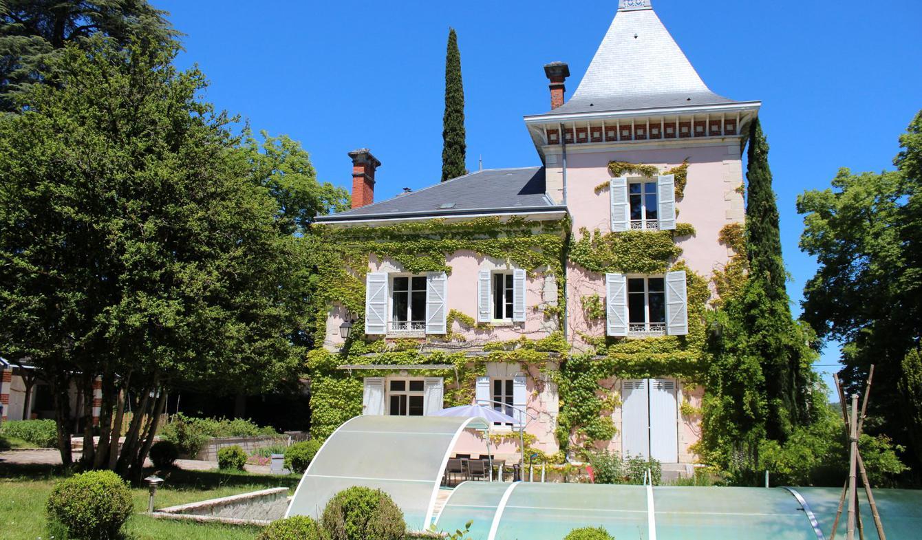 Maison avec piscine et terrasse Riberac