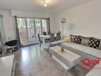 Appartement 2 pièces 59,1 m2