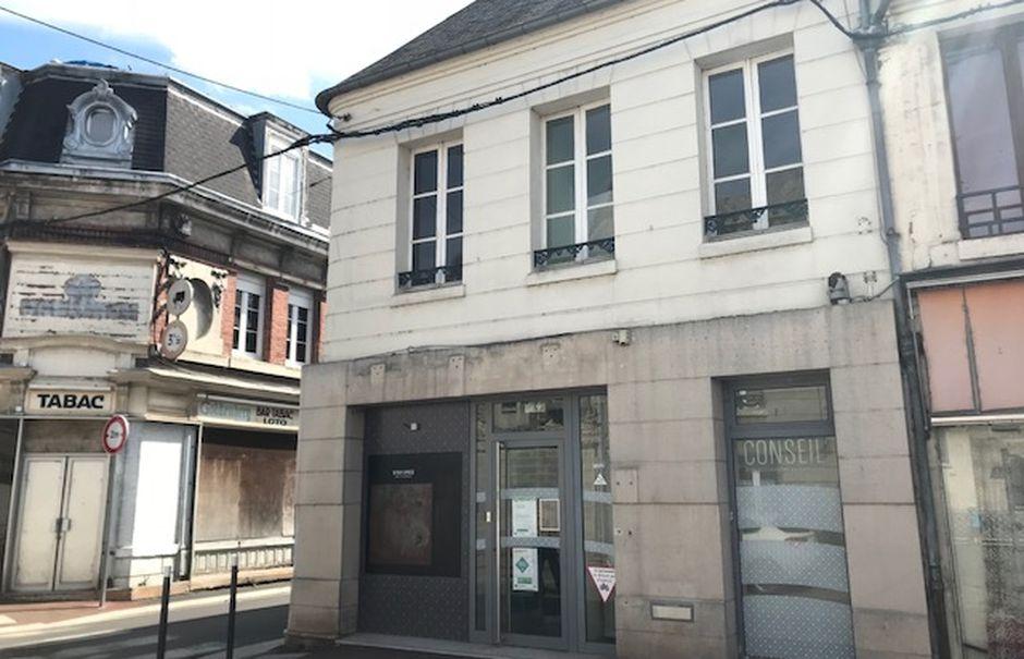 Vente locaux professionnels 10 pièces 40 m² à La Fère (02800), 99 900 €