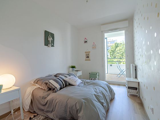 Vente appartement 3 pièces 61,15 m2